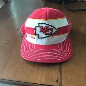Kansas City Chiefs Reebok Onfield Hat